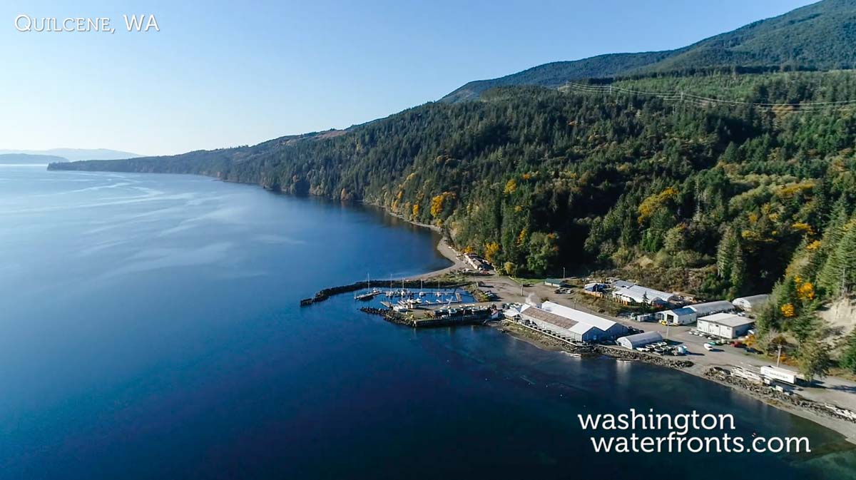 Quilcene Waterfront Real Estate