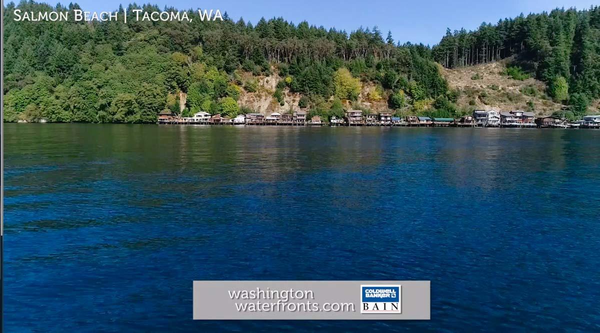 Salmon Beach Waterfront Real Estate