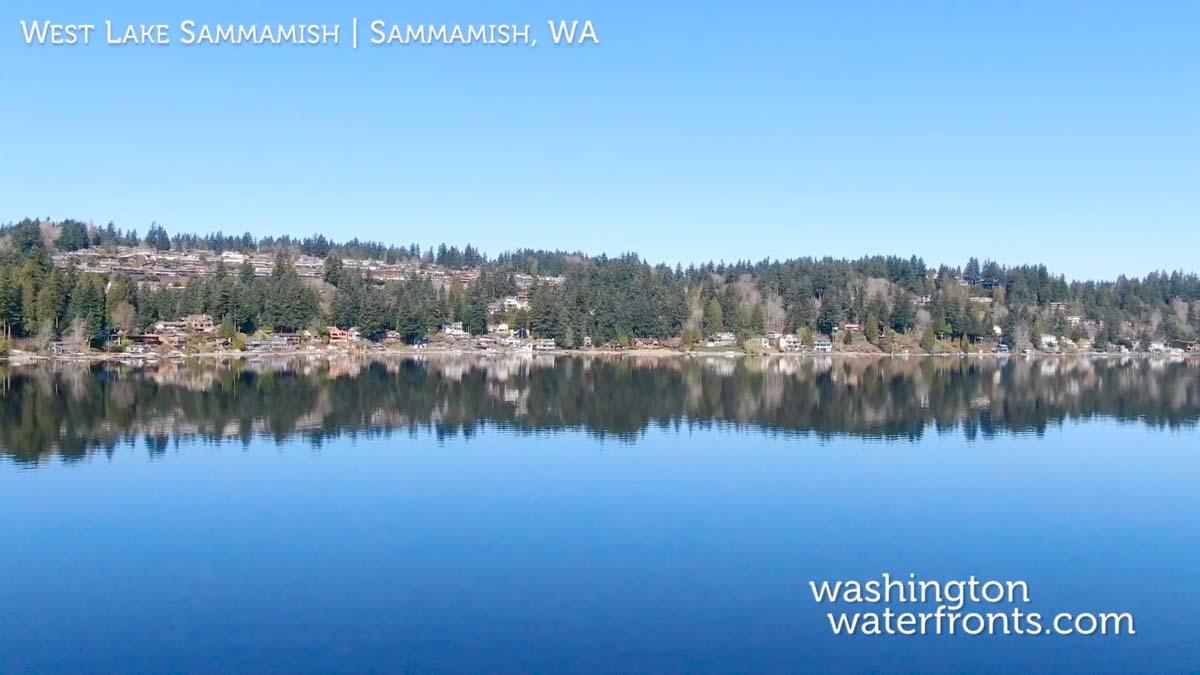 Sammamish Waterfront Real Estate