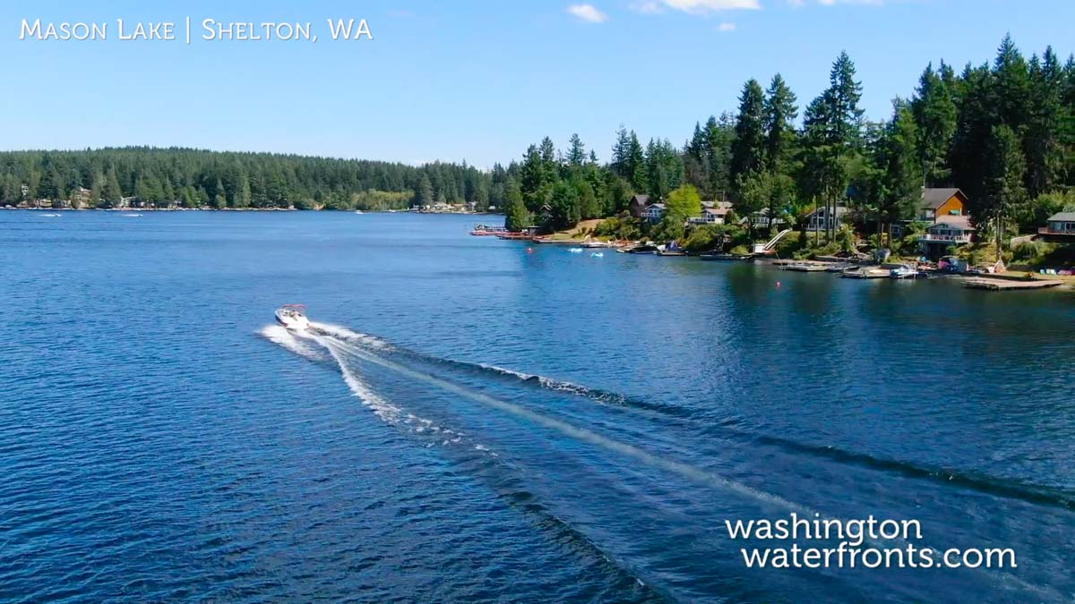 Shelton Waterfront Real Estate in Shelton, WA