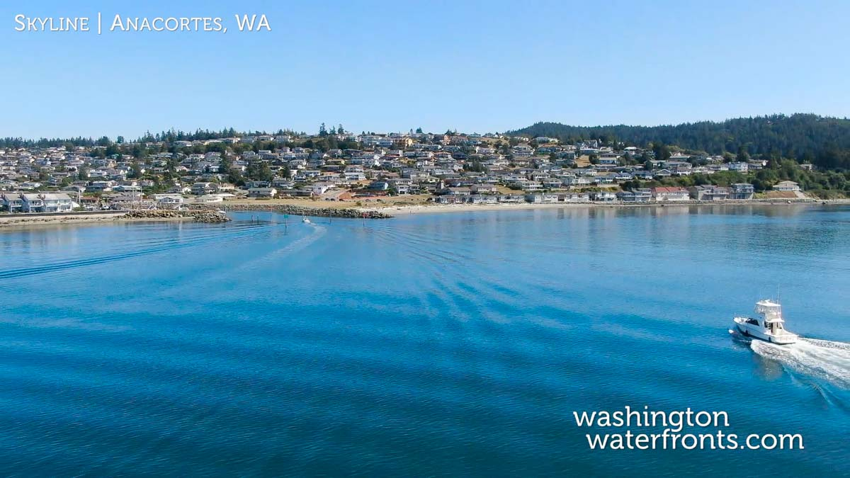Anacortes Waterfront Real Estate