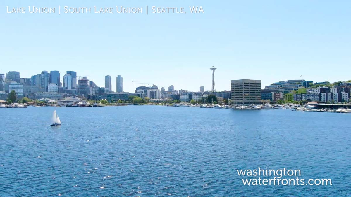 South Lake Union Waterfront Real Estate