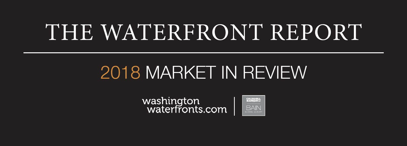 The Waterfront Report Heading