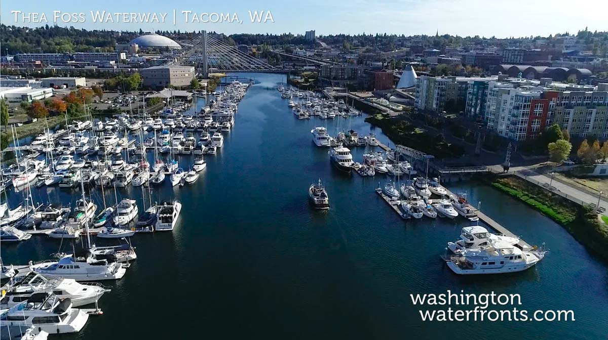 Thea Foss Waterway Waterfront Real Estate