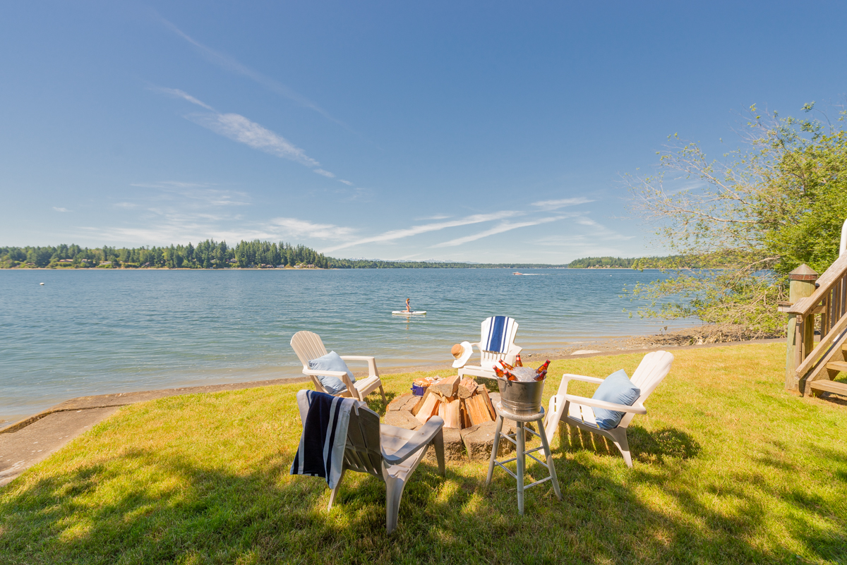 Thurston County Waterfront Homes for Sale