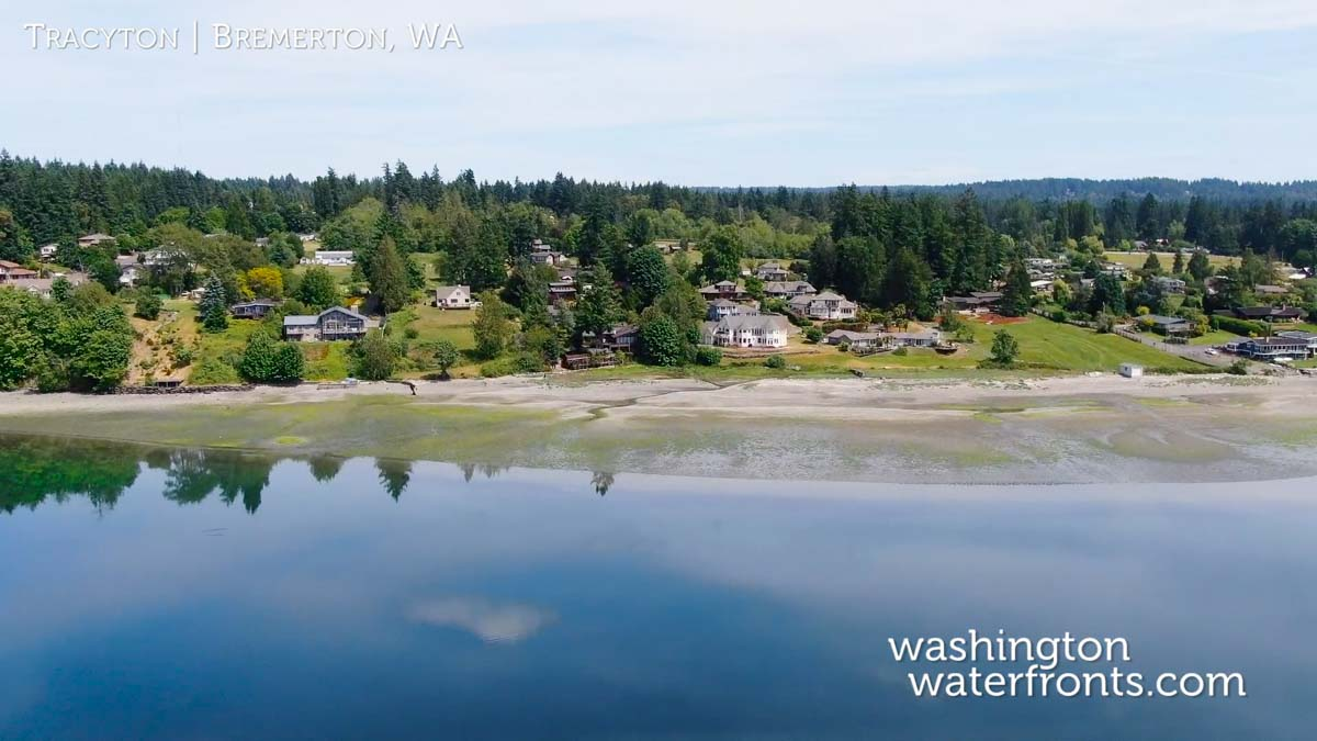 Tracyton Waterfront Real Estate