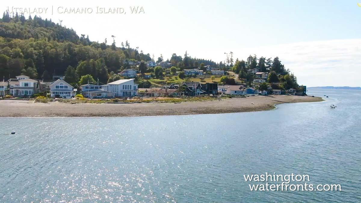 Utsalady Waterfront Real Estate