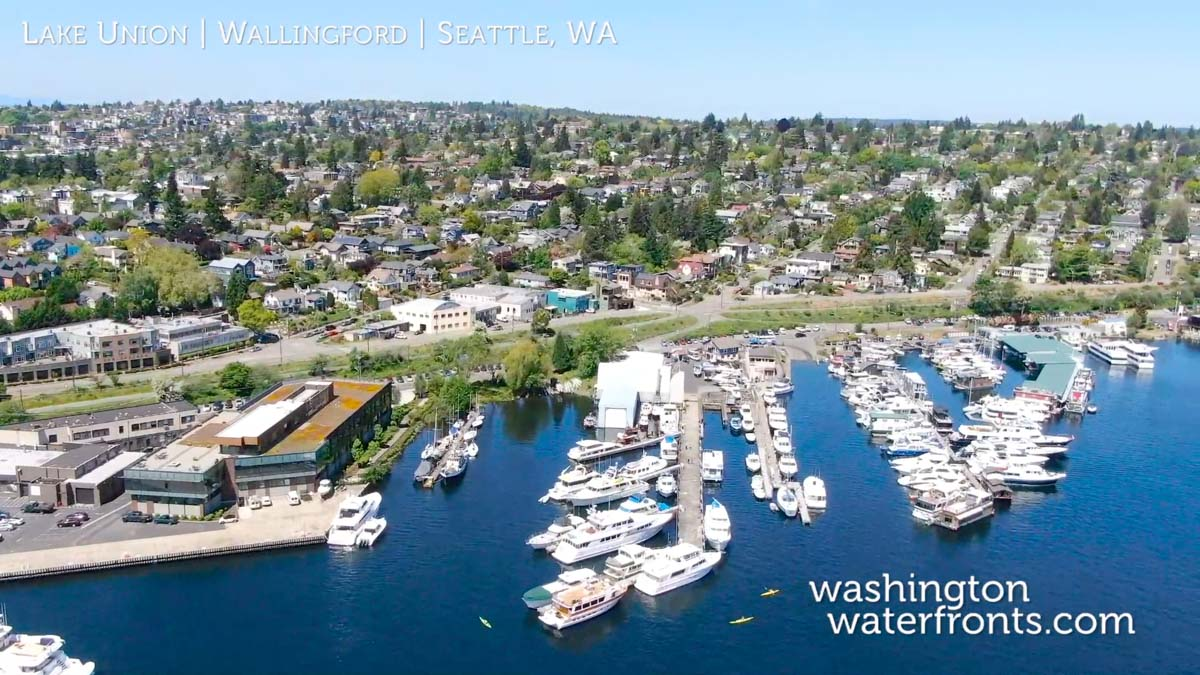 Wallingford Waterfront Real Estate