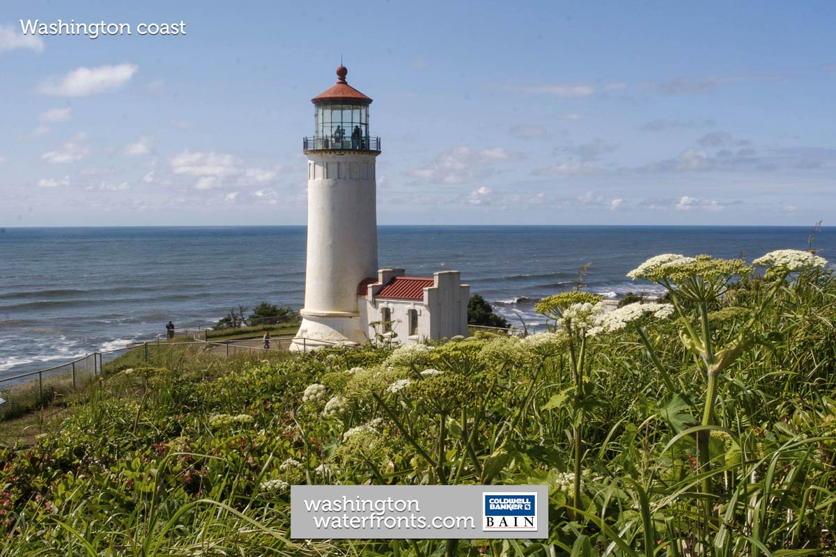 Washington Coast Waterfront Homes (Local Waterfront Specialists)