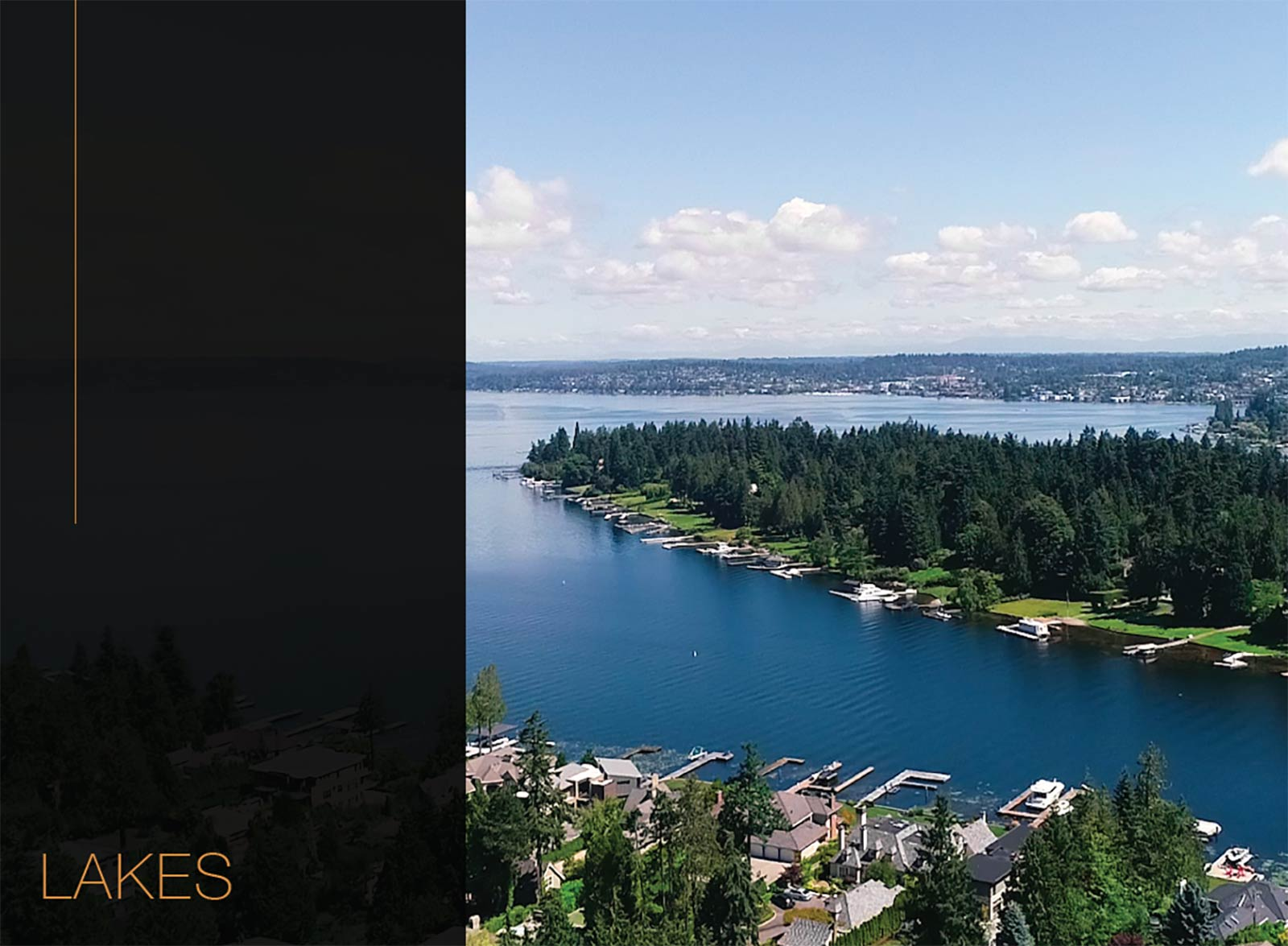 Washington State Lakefront Real Estate Markets