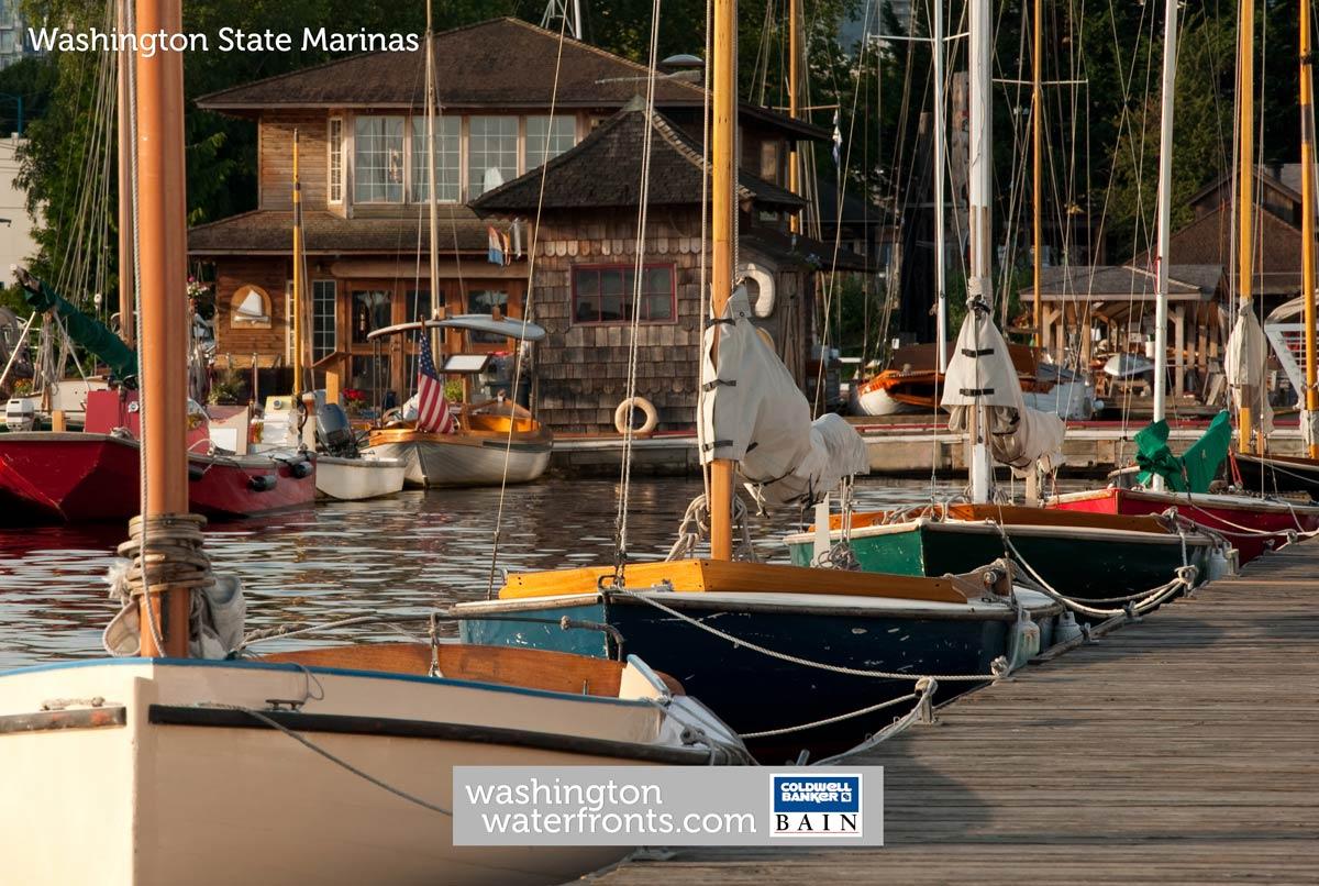 Washington State Marinas