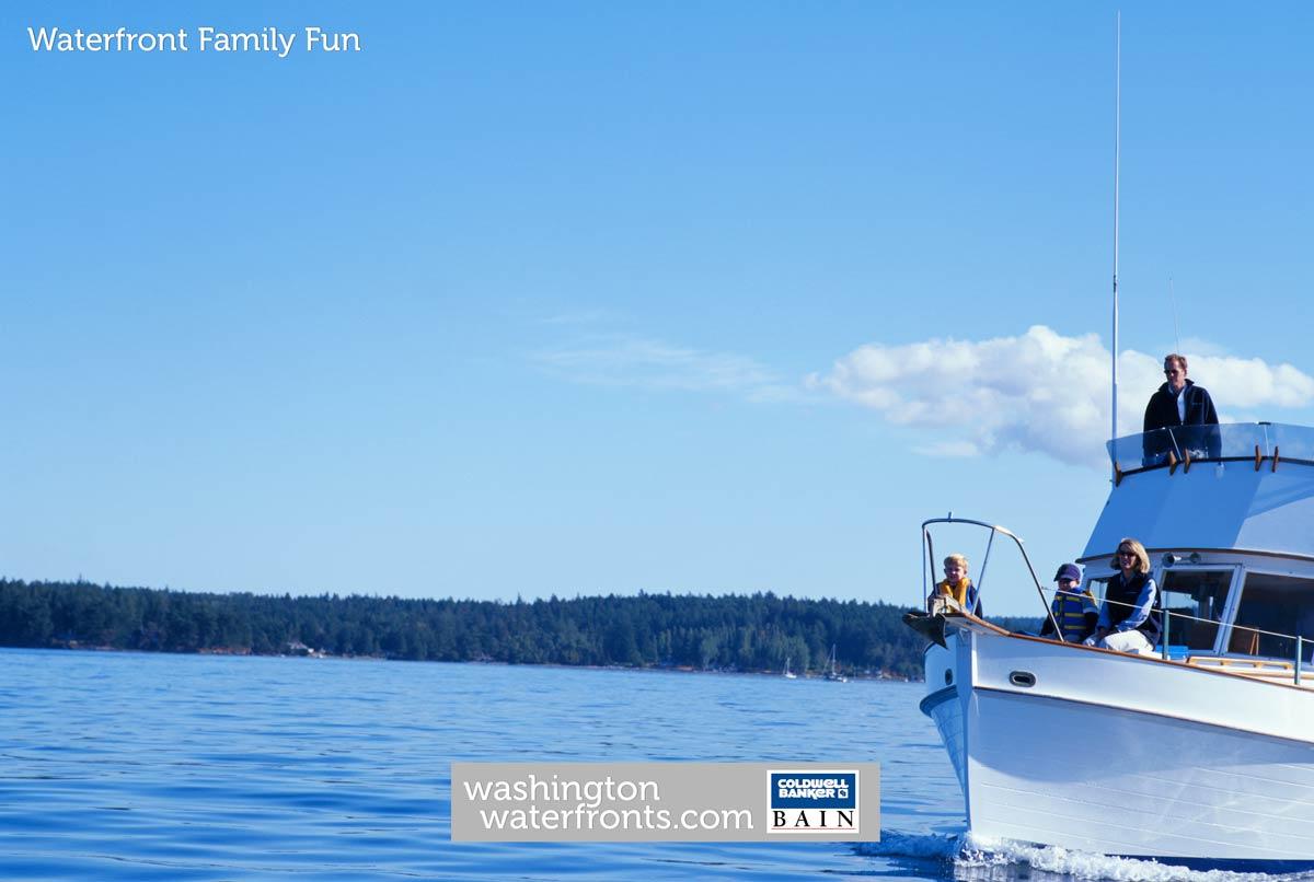 Waterfront Family Fun in Washington State