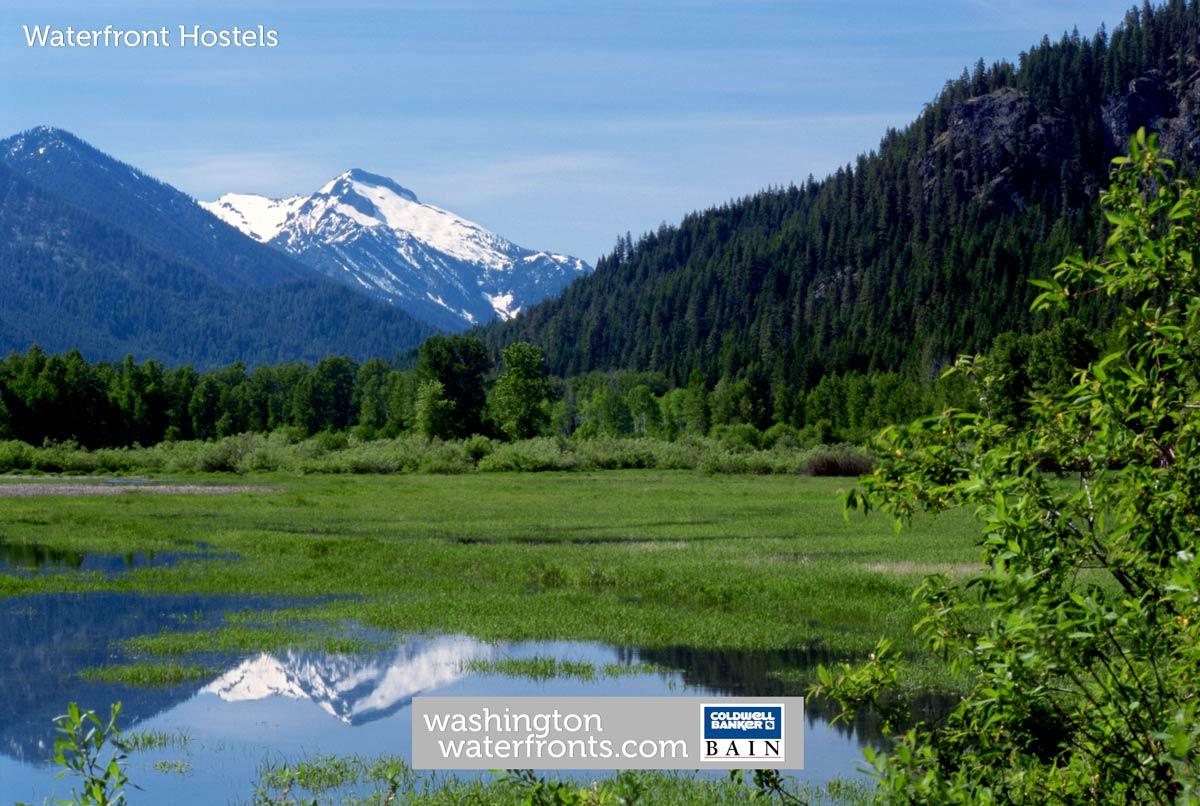 Waterfront Hostels in Washington State