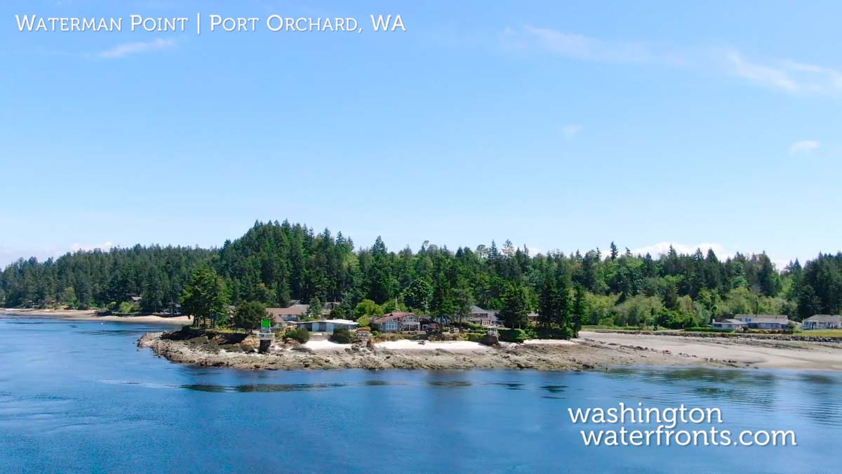 Waterman Point Waterfront Real Estate