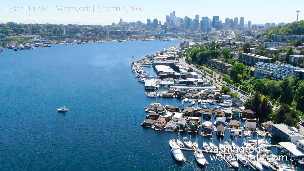 Westlake Waterfront Real Estate