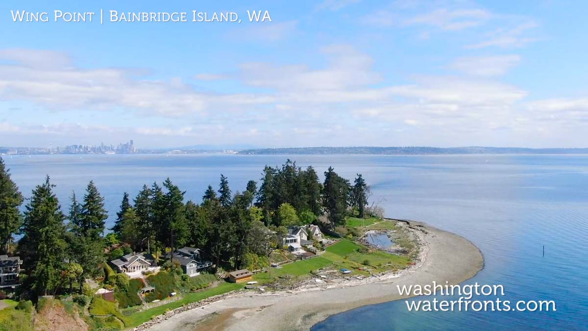 Wing Point Waterfront Real Estate