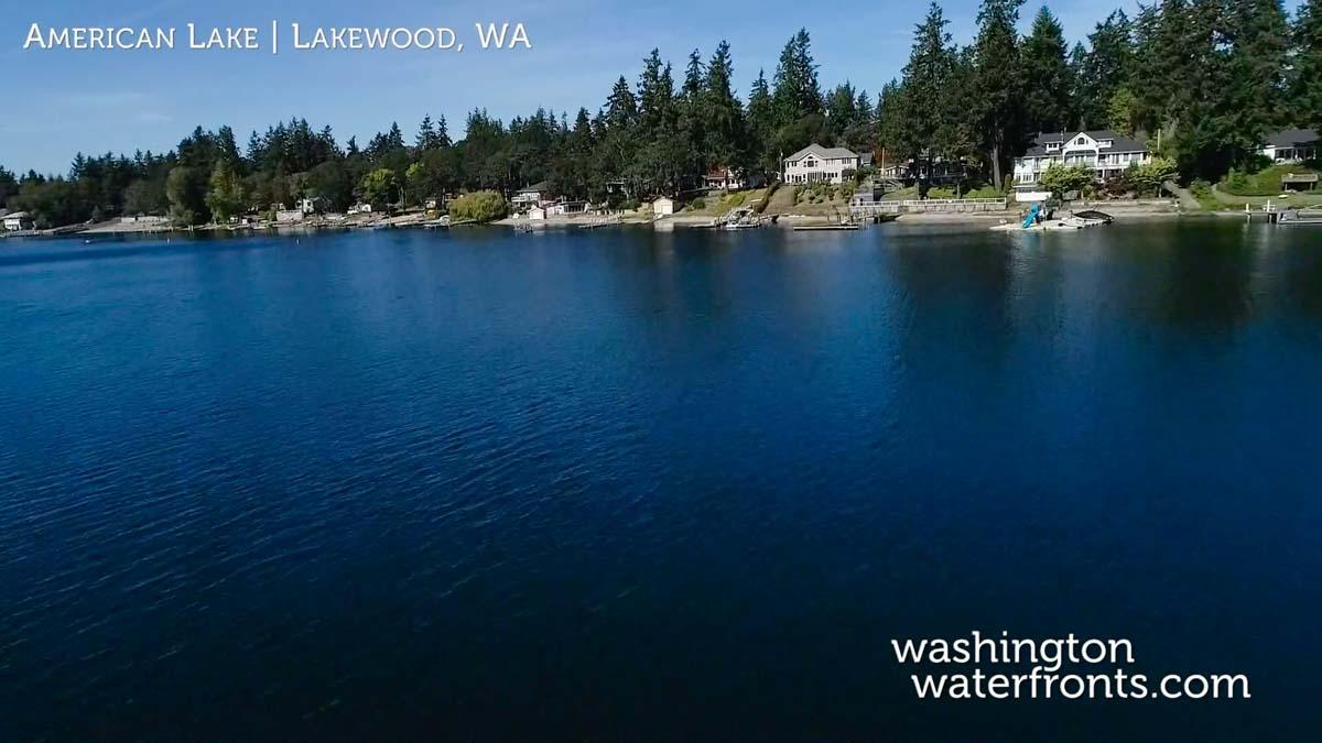 American Lake Waterfront Real Estate