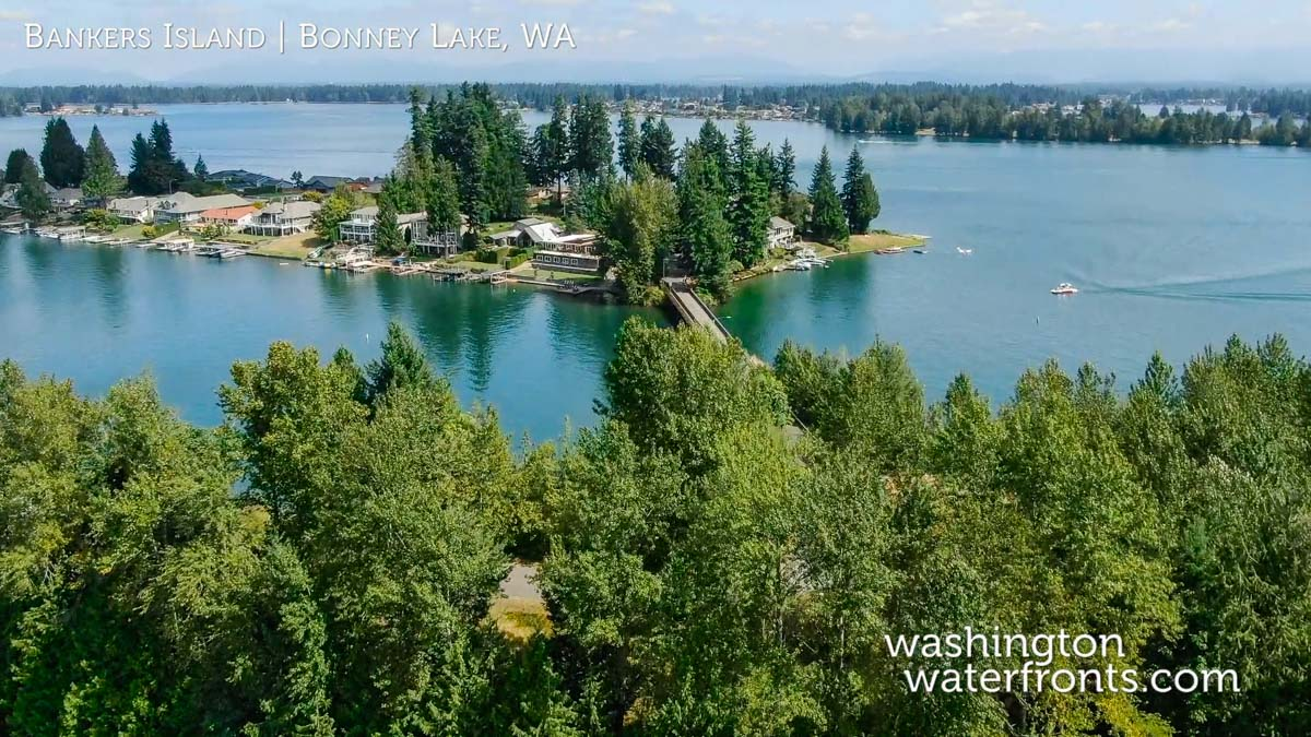 Bankers Island Waterfront Real Estate