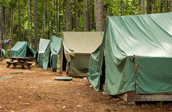 Washington Coast Camping