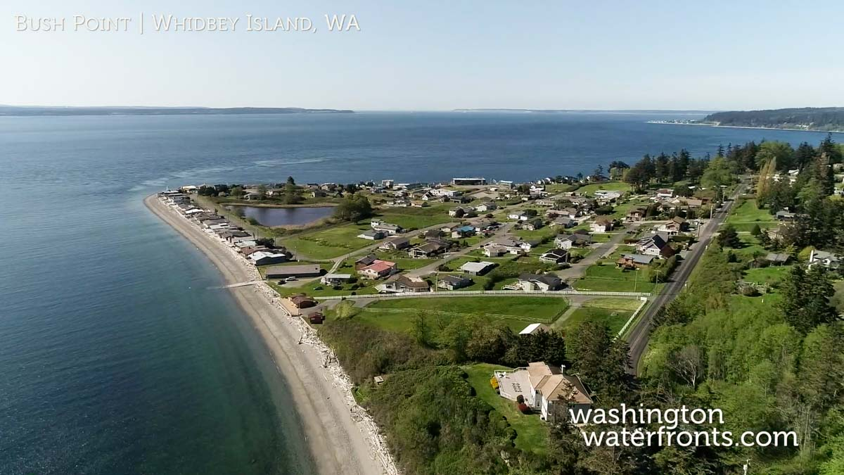 Bush Point Waterfront Real Estate