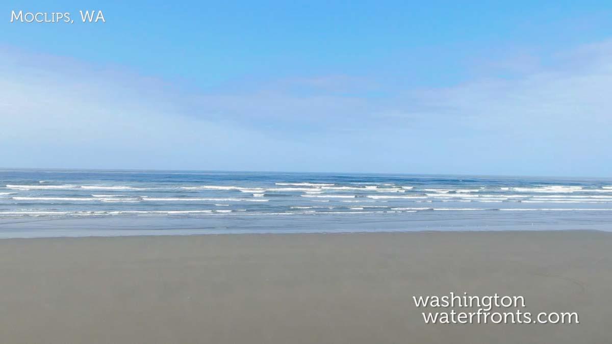 Washington Coast Waterfront Real Estate