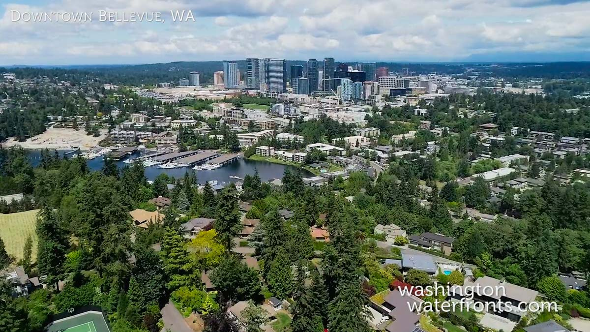 Downtown Bellevue Waterfront Real Estate