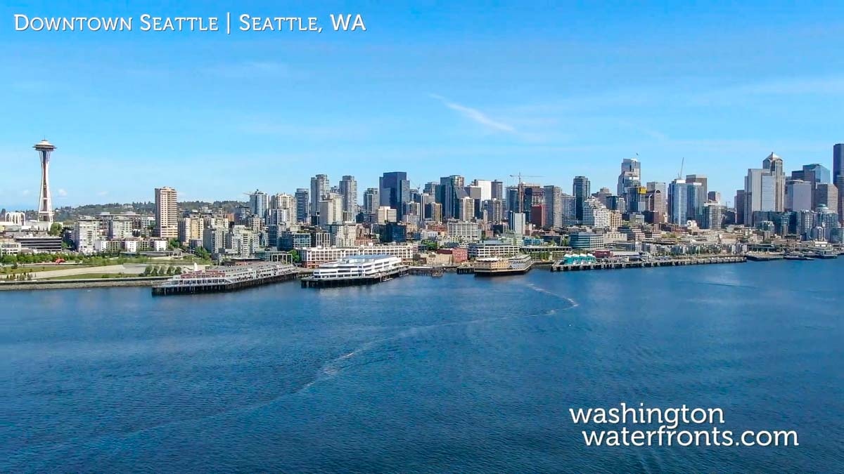 Downtown Seattle Waterfront Real Estate