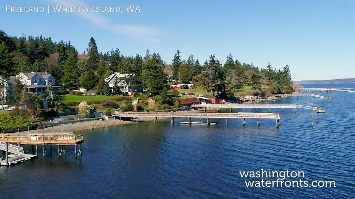 Freeland Waterfront Real Estate