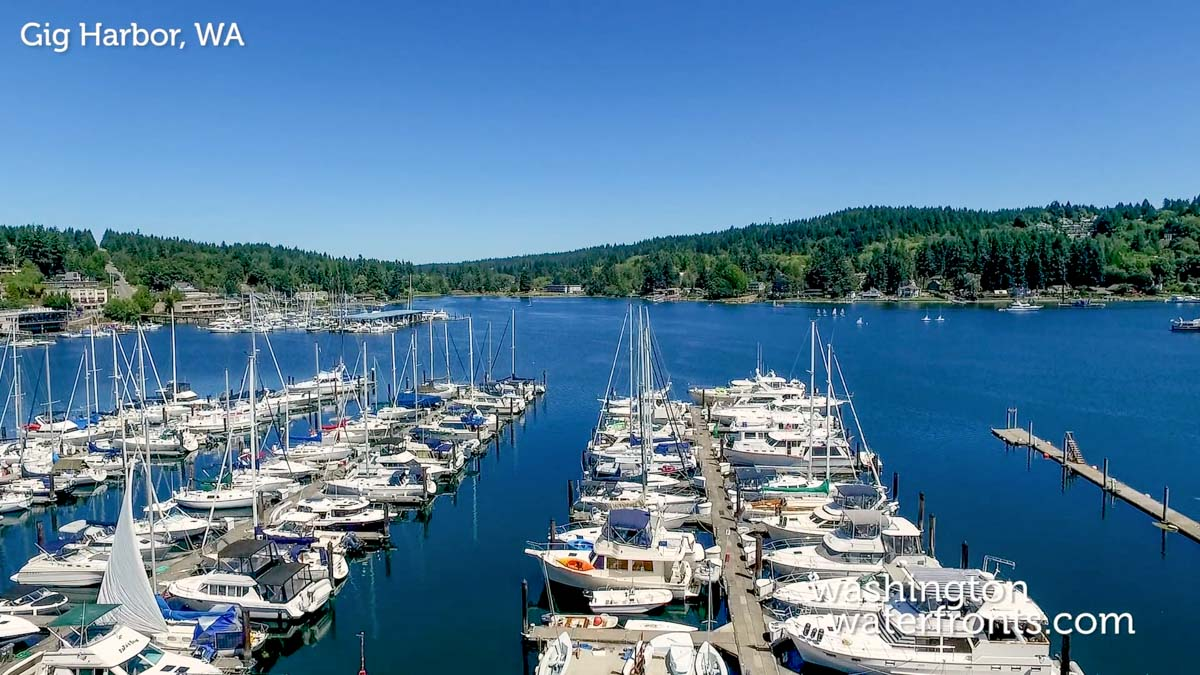 Gig Harbor Waterfront Real Estate
