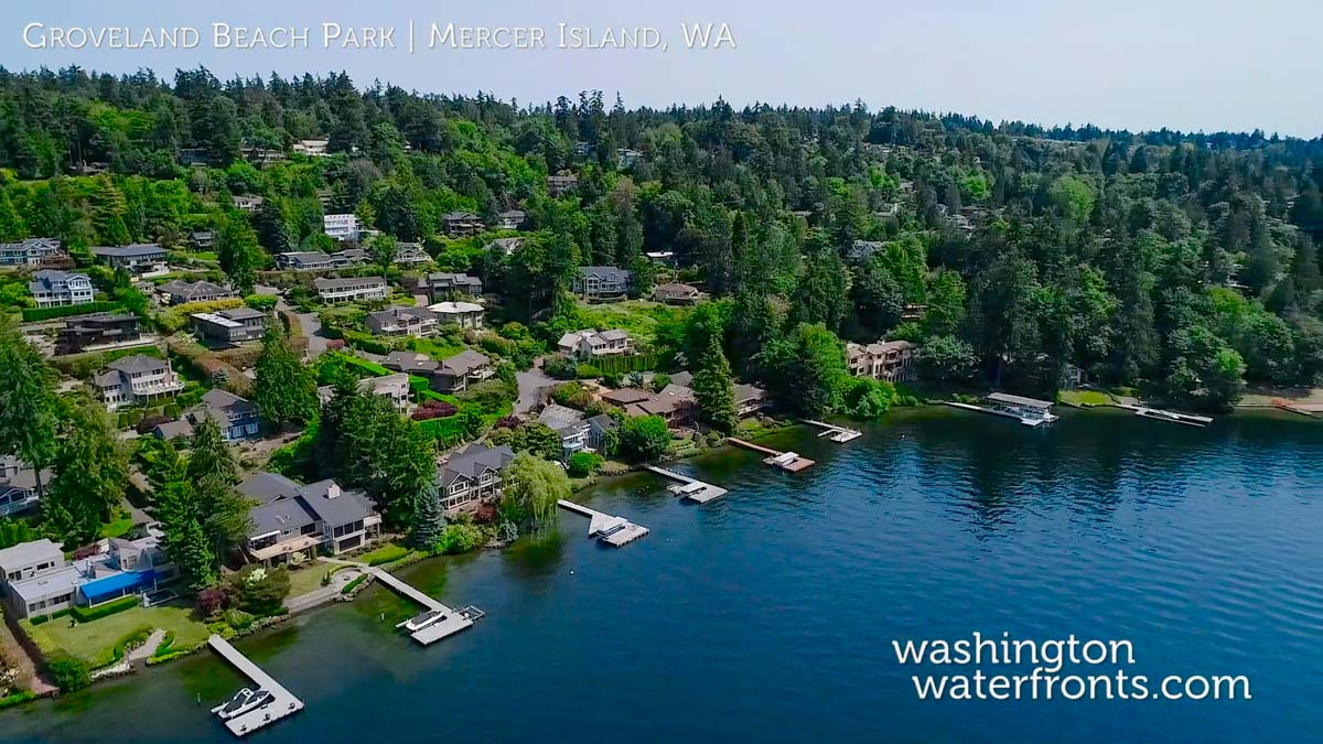 Groveland Beach Park Waterfront Real Estate