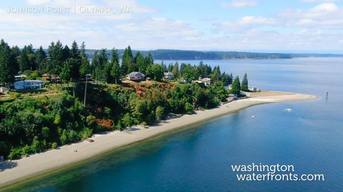 Johnson Point Waterfront Real Estate