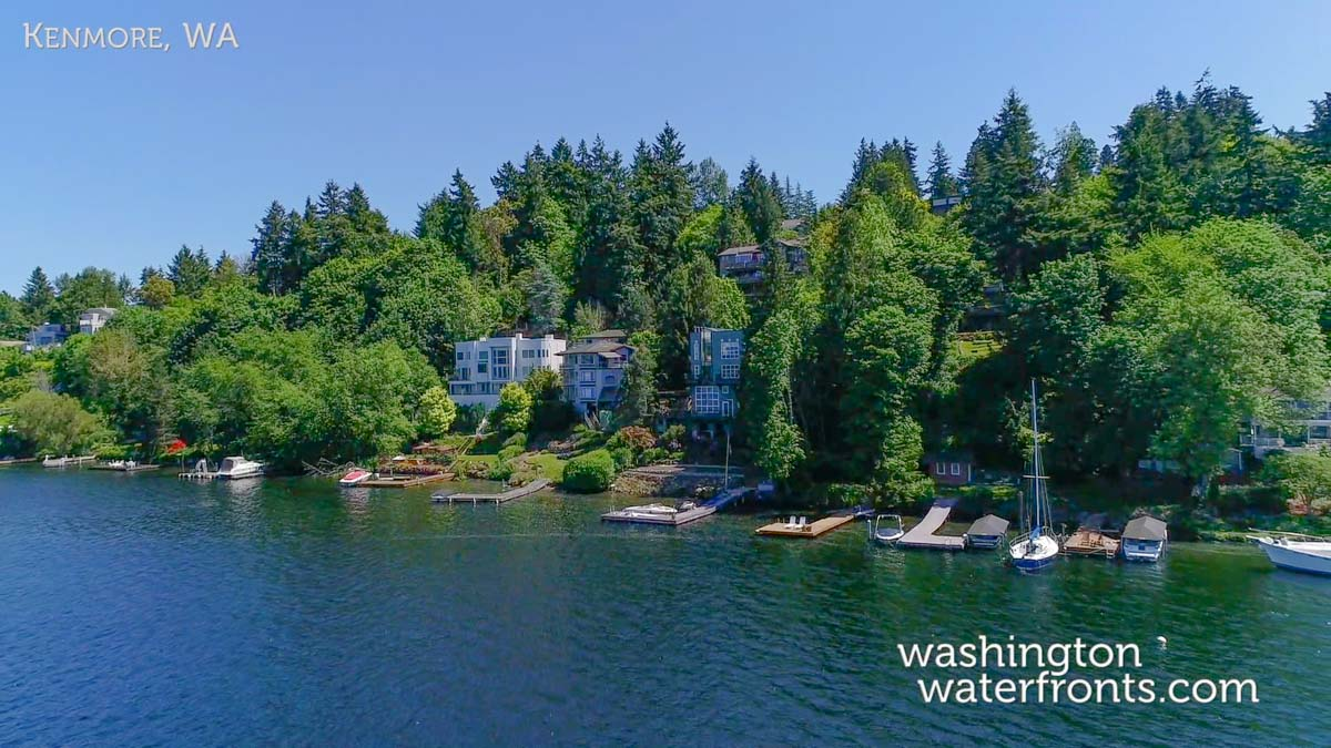 Kenmore Waterfront Real Estate
