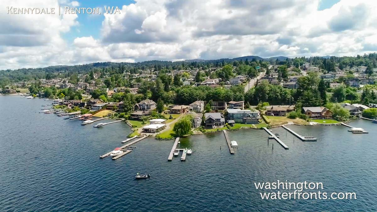 Kennydale Waterfront Real Estate