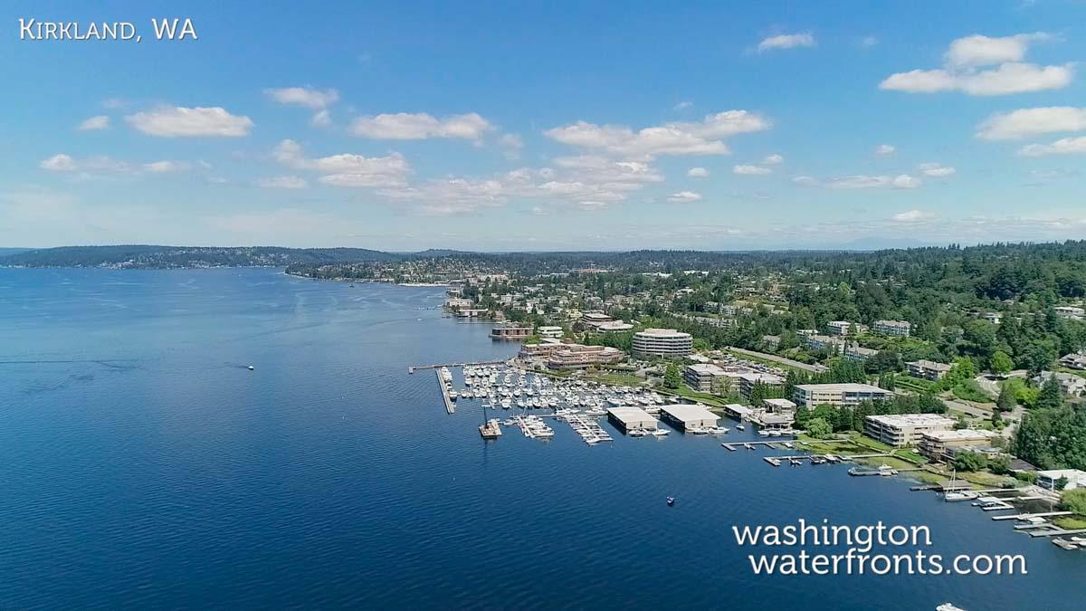 Kirkland Waterfront Real Estate