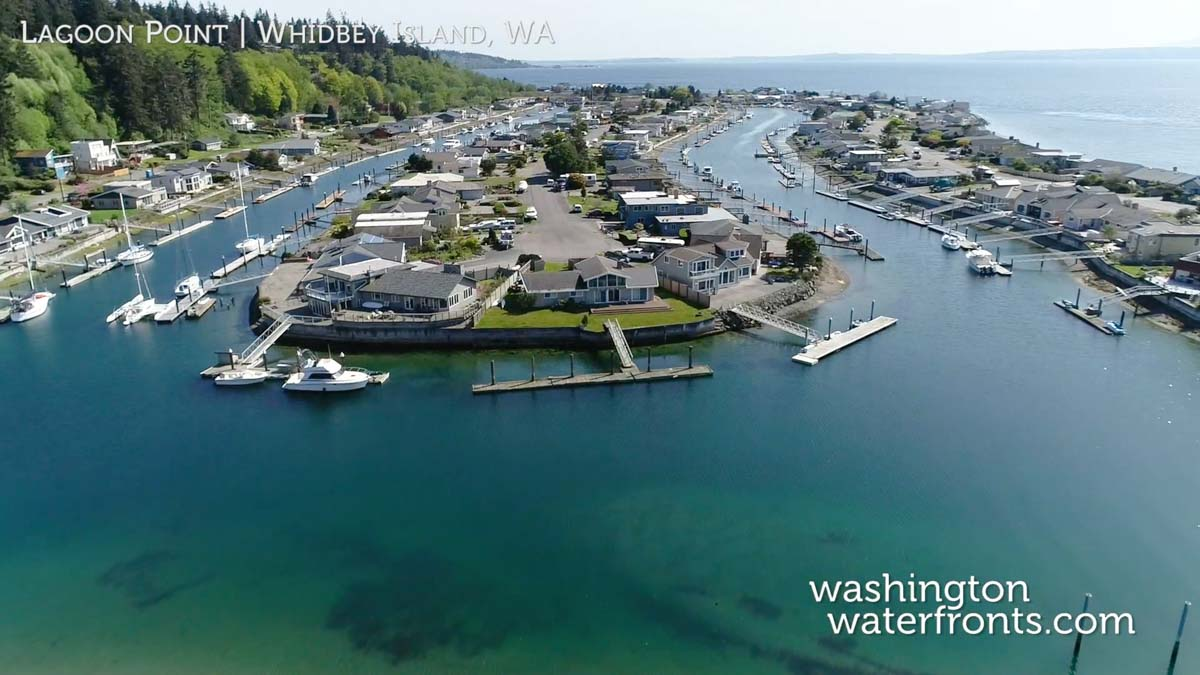 Lagoon Point Waterfront Real Estate