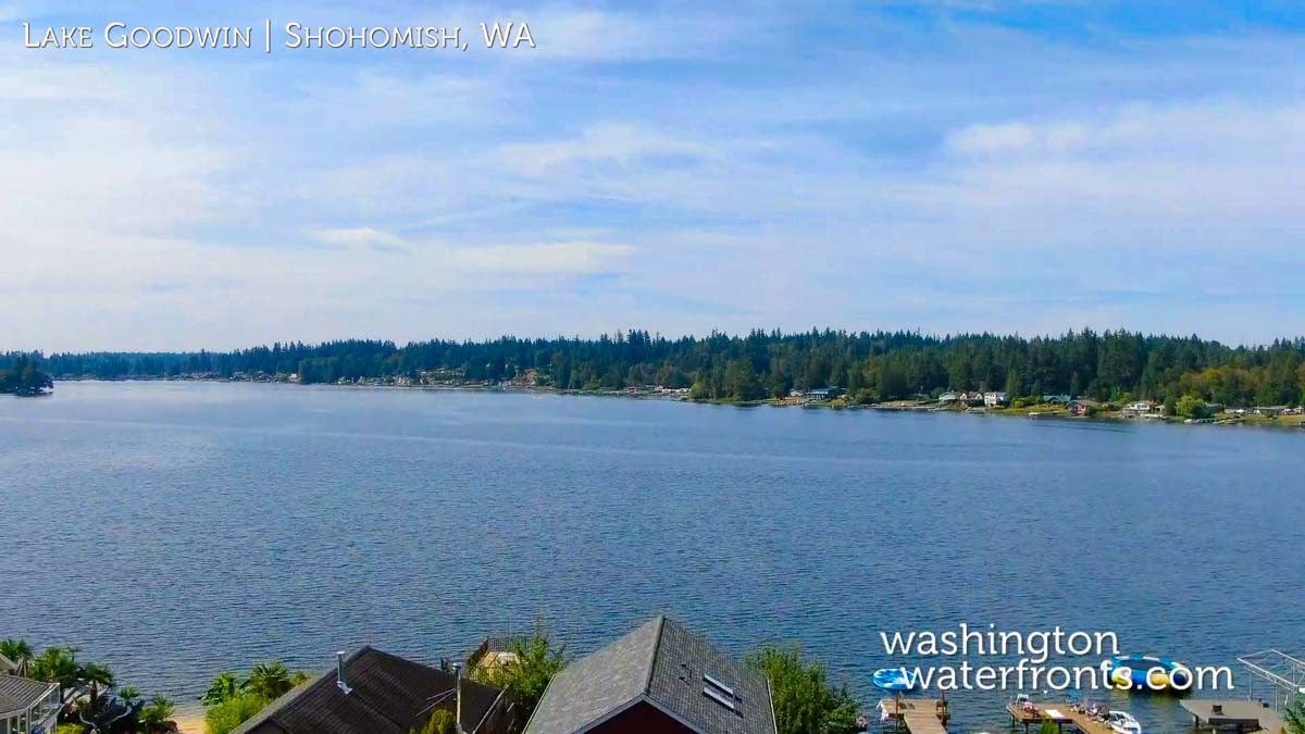 Lake Goodwin Waterfront Real Estate