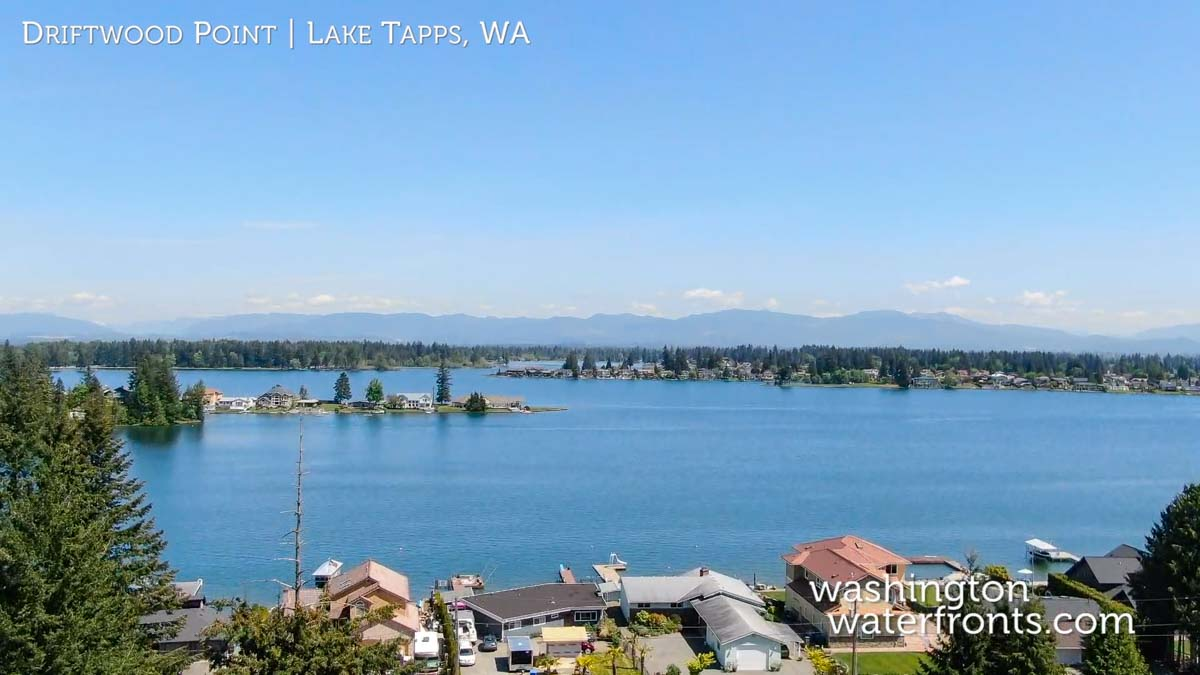 Lake Tapps Waterfront Real Estate