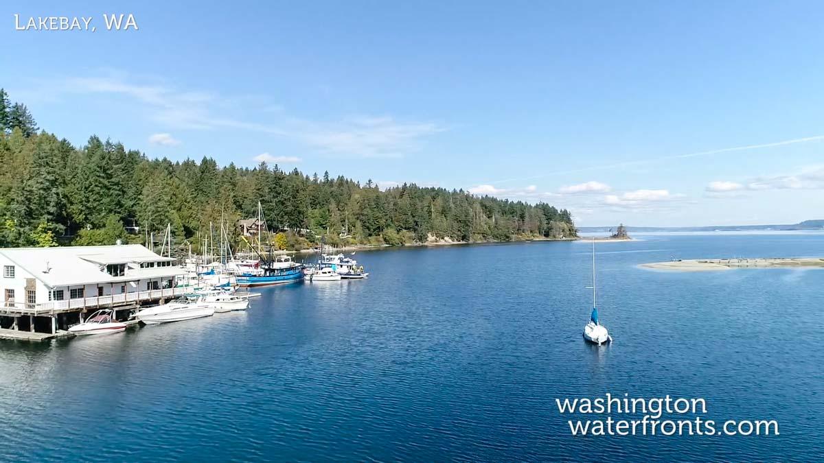 Lakebay Waterfront Real Estate