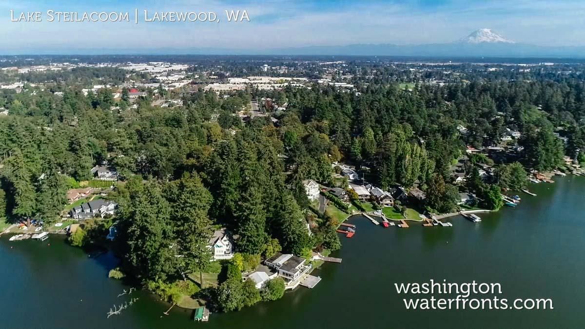 Lakewood Waterfront Real Estate