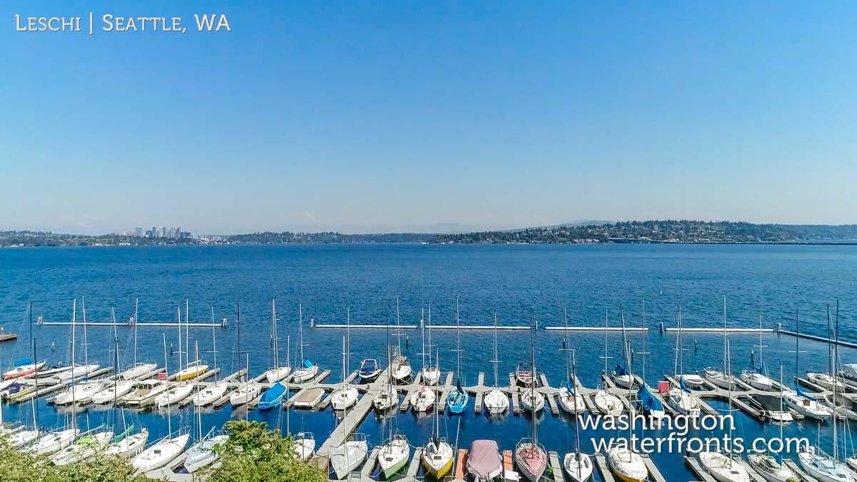 Leschi Waterfront Real Estate