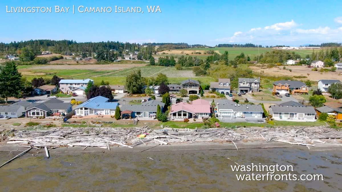 Livingston Bay Waterfront Real Estate