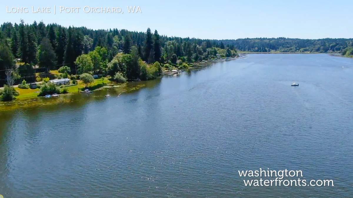 Long Lake Waterfront Real Estate