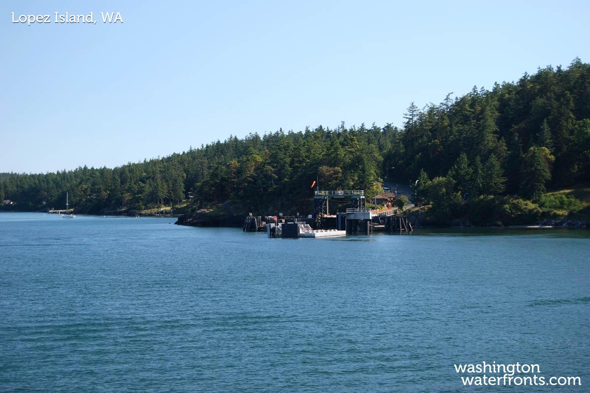 Lopez Island Waterfront Real Estate