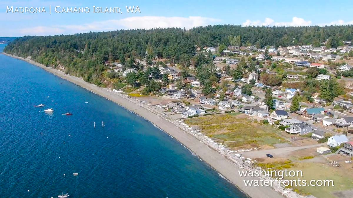 Madrona Waterfront Real Estate