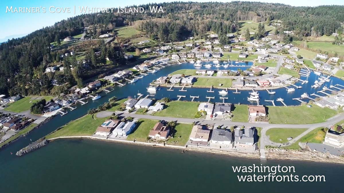 Mariner's Cove Waterfront Real Estate