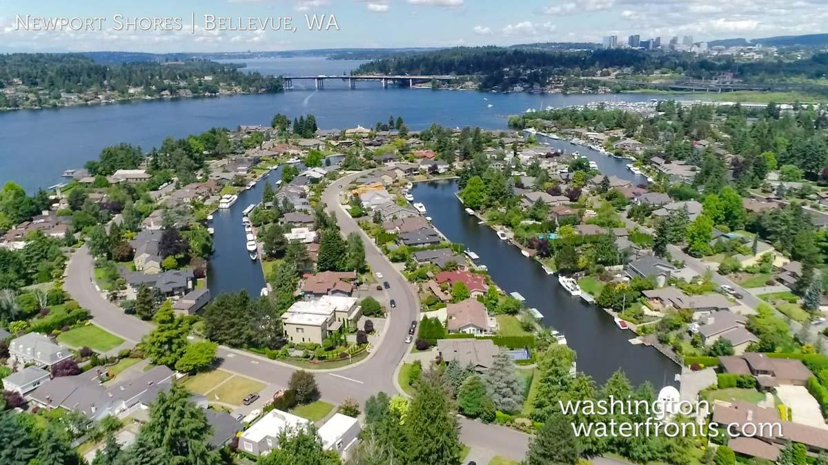 Newport Shores Waterfront Real Estate WA