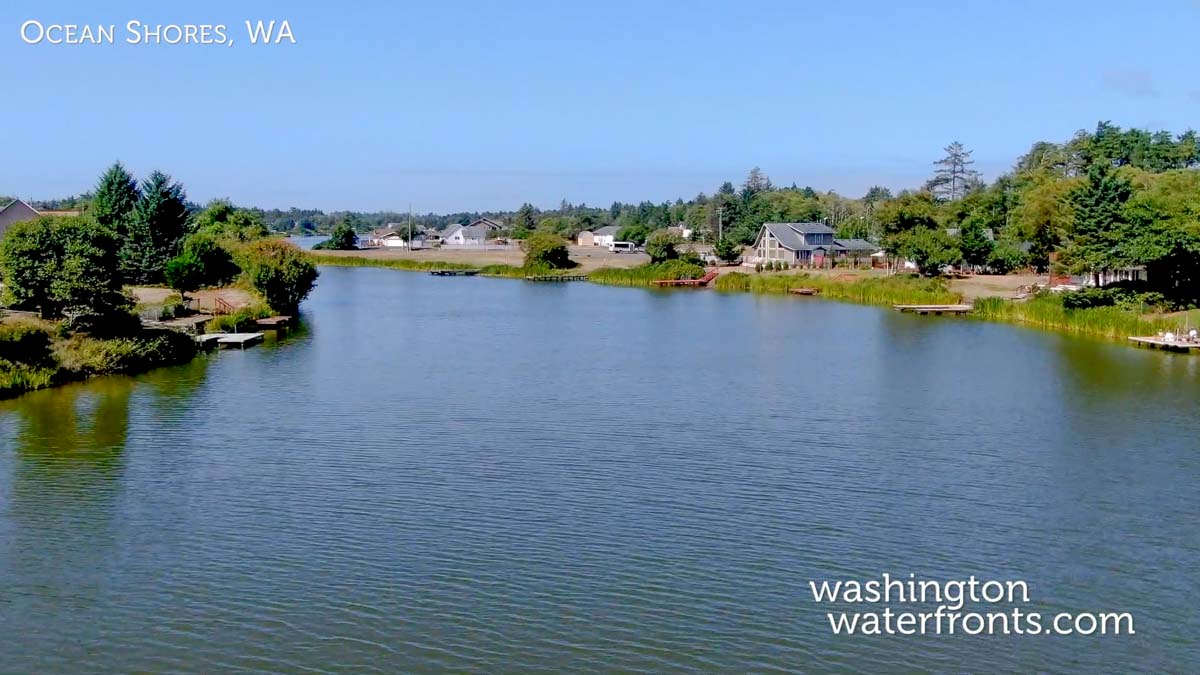 Ocean Shores Waterfront Real Estate