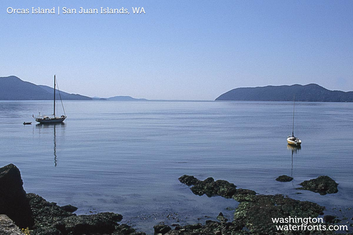 Orcas Island Waterfront Real Estate