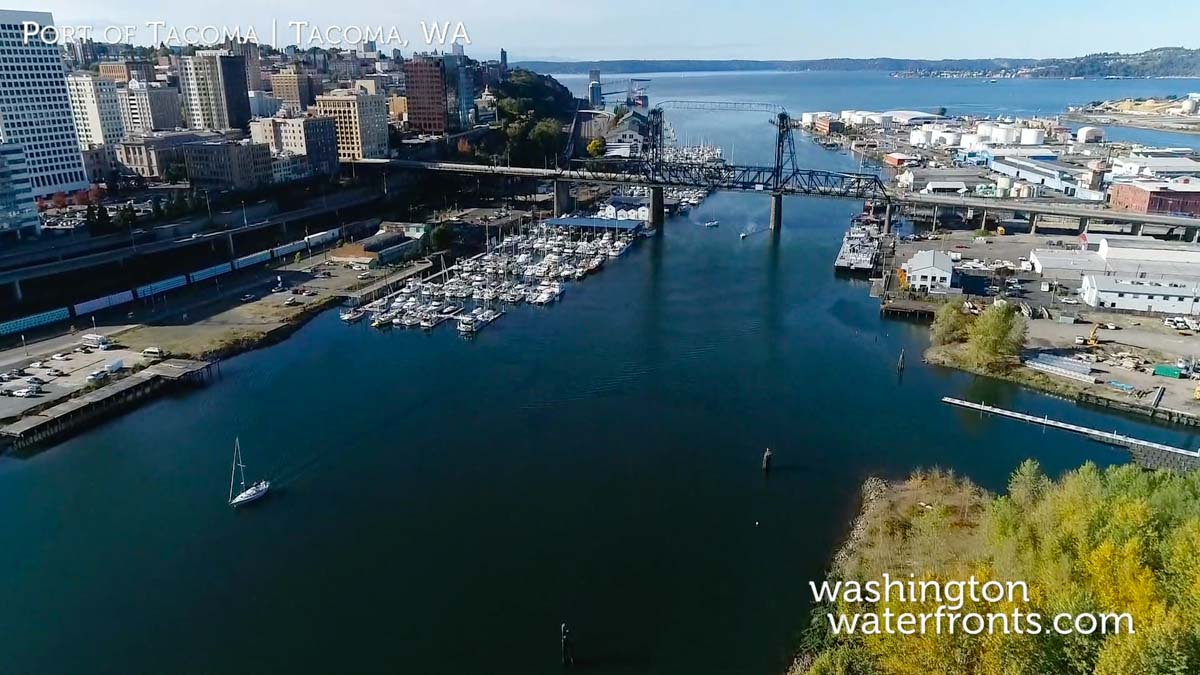 Port of Tacoma Waterfront Real Estate