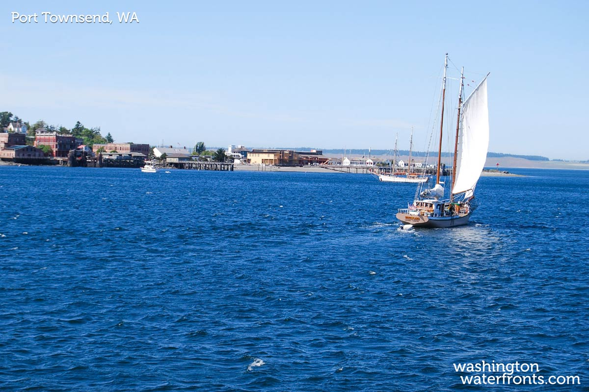 Port Townsend Waterfront Real Estate